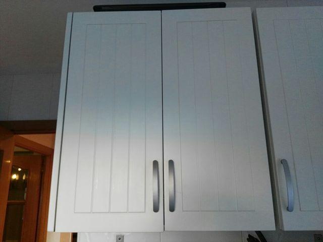 Muebles de cocina leroy merlin de segunda mano por 60 en for Modulos cocina leroy merlin