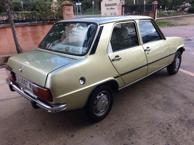 Renault Renault 7 1982
