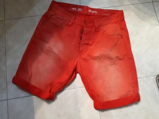 Pantalón corto chico 40