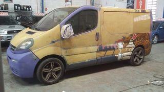 Pintor de furgonetas 550€