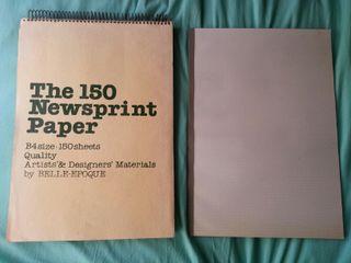 Papel Newsprint