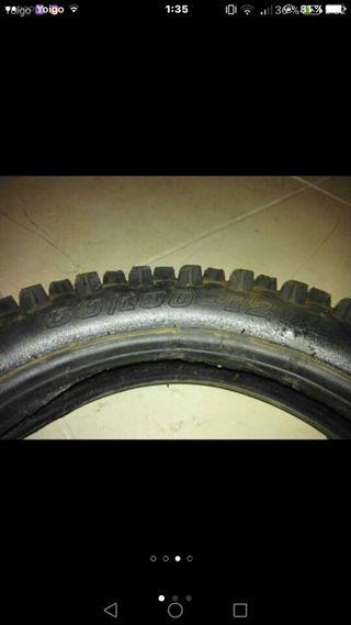 Pitbike rueda delantera