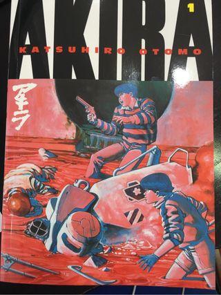 Akira Manga Comic Tomo 1 de 6