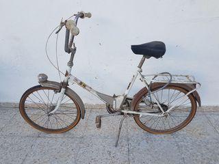 Bicicleta clasica BH Plegable