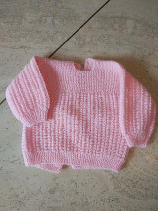 chaquetas bebe 1-3 meses