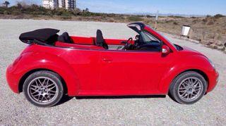 Volkswagen Beetle cabrio 2005 perfecto estado