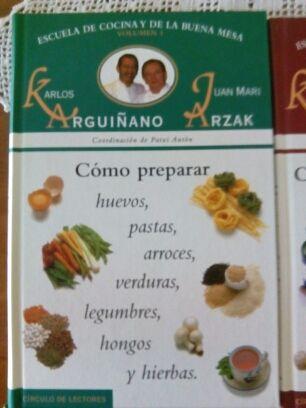 Escuela de cocina y de la buena mesa de segunda mano por 20 € en ...