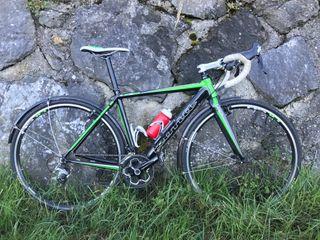 Bici GRAVEL como nueva