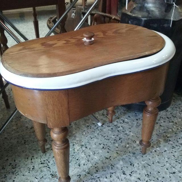 Videt antiguo en mueble de roble de segunda mano por 50 - Segunda mano muebles girona ...