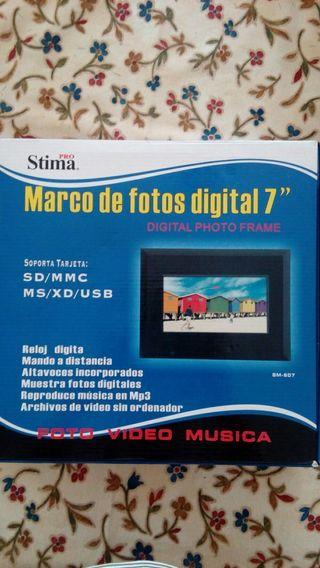 marco digital de fotos