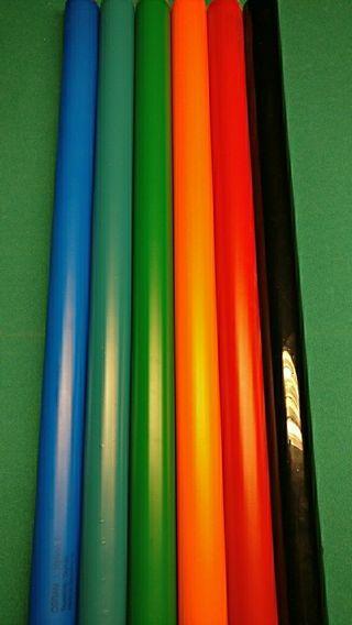 tubo neon varios colores