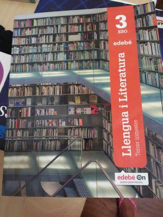 libro de lengua y literatura tercer trimestre