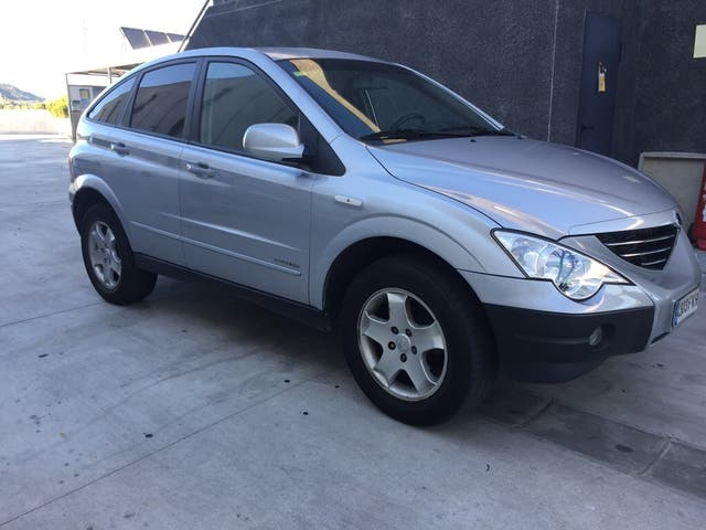 SsangYong Actyon 2007 impecable