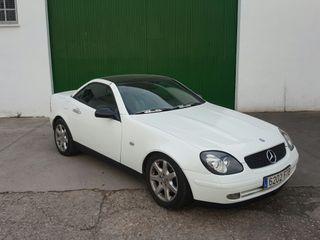 Mercedes-Benz SLK 1999