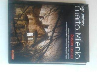 Dos libros con dvd Cuarto Milenio de segunda mano por 4 € en Burgos ...