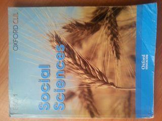 Libro Social Sciences. 1ESO.