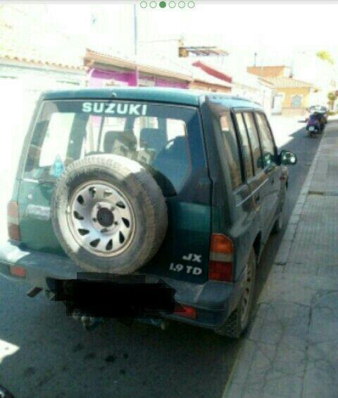 Suzuki Vitara 2000