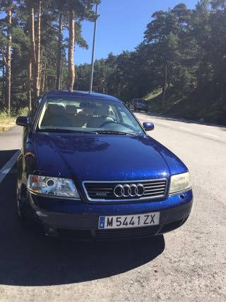 Audi A6 2.5 turbo Diésel 4x4