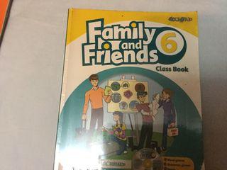 Libro de ingles FAMILY Oxfor 6