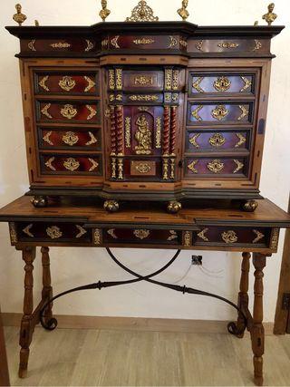 Antiguo bargue o s xviii de segunda mano por en madrid wallapop - Wallapop muebles antiguos ...