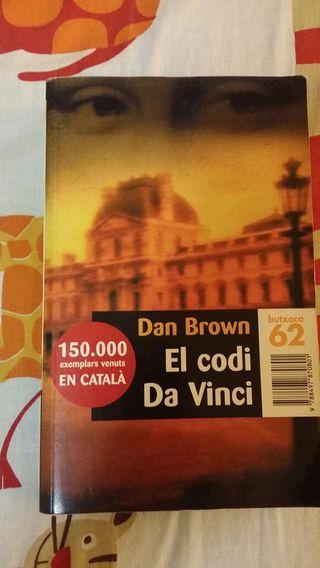 Llibre El codi Da Vinci