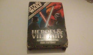 playing cards star wars