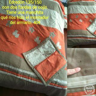 Edredón cama 1,35 o 1,50