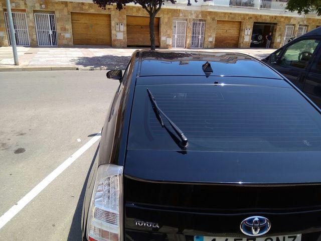 Toyota Prius ECO con GNC