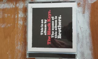 CD Black keys
