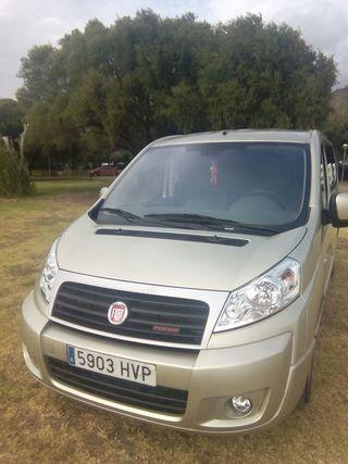 Fiat Scudo 2.0 165cv Poder, 8 plazas 2014