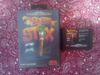 Mega Drive - Bubba 'n' Stix