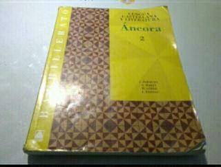 Libro Lengua y Literatura 2° Bachillerato