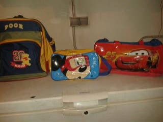 Lote mochilas