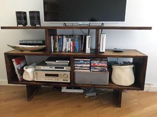 Librería, mueble tv