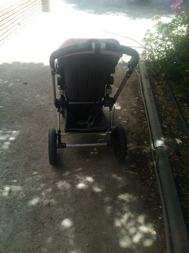 silla de paseo bugabu