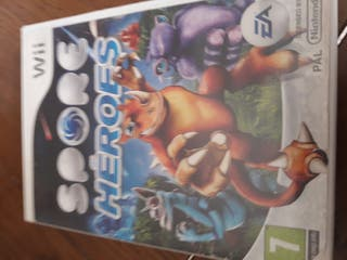 Spore Héroes para Wii