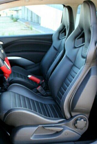 Baquets Opel Adam