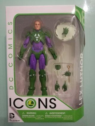 Muñeco Lex Luthor