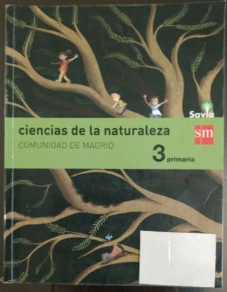 Ciencias Naturaleza. Comunidad Madrid. Edit. SM