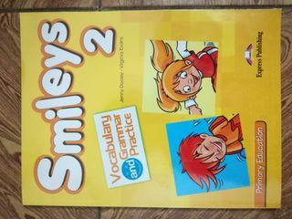 SMILEYS 2 vocabulary and grammar practice