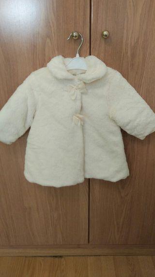 abrigo niña 1a con capota