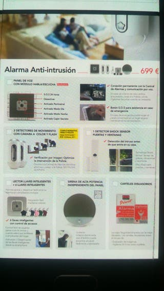 Alarma securitas direct 600333300
