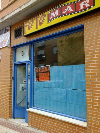 Alquiler local en Móstoles