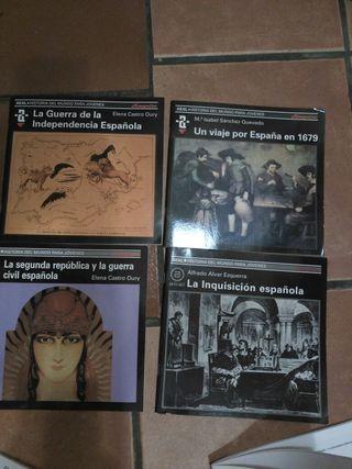 libros .monografias akal