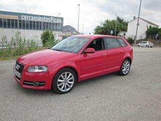 Audi A3 Sport Back 1.6TDI 105cv