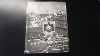 libro olympia 1936