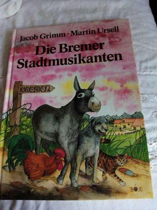 Märchenbuch mit Bildern