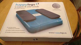 Happy legs, la máquina de andar sentsdo