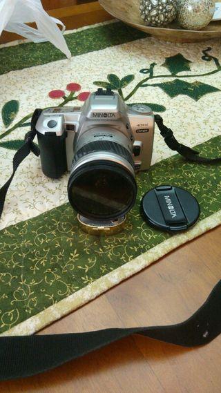 Camara Réflex No digital Minolta 404