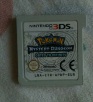 Pokemon Mistery Dungeon